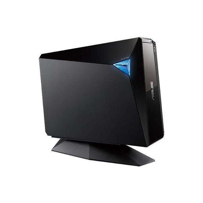 Asus BW-12D1S-U BLK G AS Masterizzatore Blue-Ray Esterno 12x USB 3.0 Magic Cinema Technology Power2go8