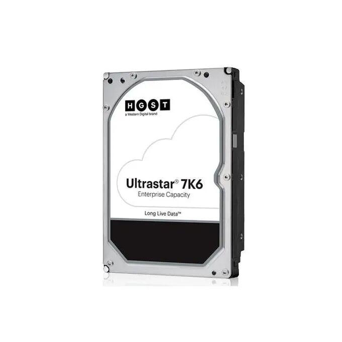 HGST WD Ultrastar DC HC310 HUS726T4TALA6L4 Hard Disk Interno 4Tb 3,5'' Sata 6Gb s 7200rpm 256Mb