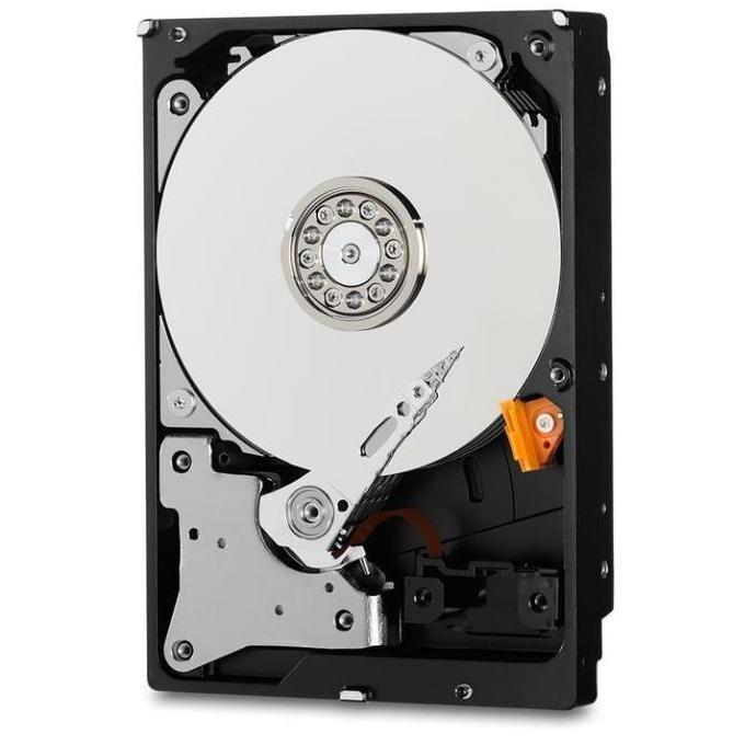 Western Digital 60PURZ Purple Surveillance HDD 6 TB interno 3.5 SATA 6Gb s 5400 rpm 64 MB