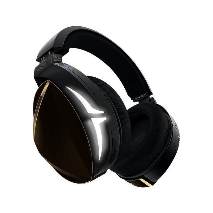 asus rog strix fusion 500 cuffia con microfono 7.1 usb per pc e console