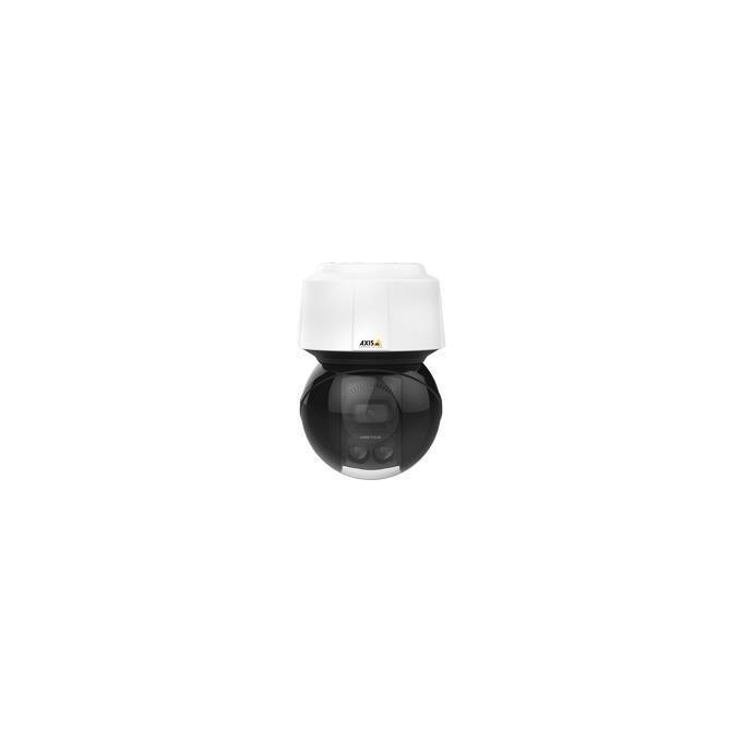 Axis Q6155-E 50Hz Telecamera di sorveglianza connessa in rete PTZ esterno resistente alla polvere   impermeabile   anti-manomissione colore (Giorno e notte) 1920 x 1080 720p, 1080p iride automatica LAN 10 100 MPEG-4, MJPEG, H.264