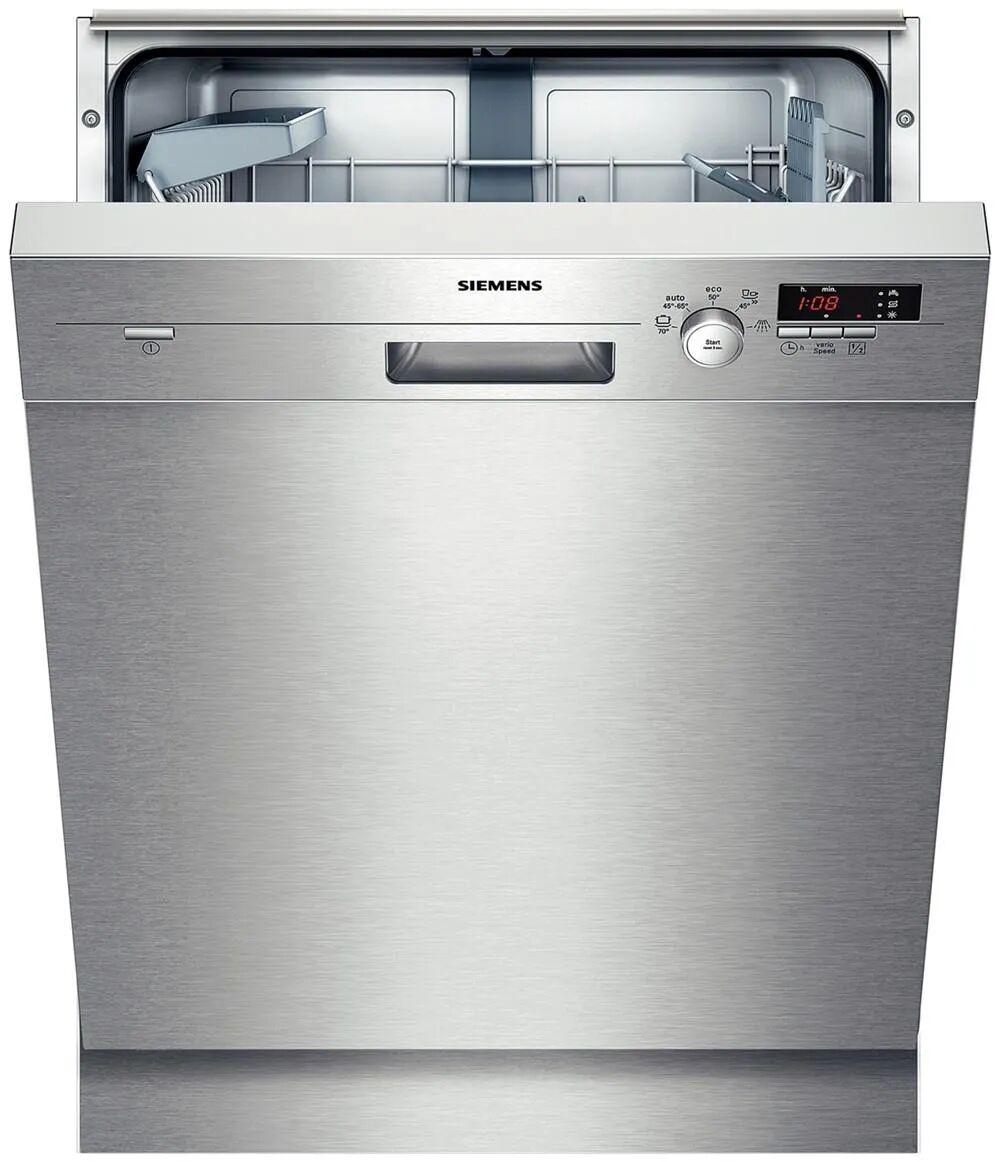 Siemens SN45E509 Lavastoviglie da Sottopiano 13 Coperti A+ Inox