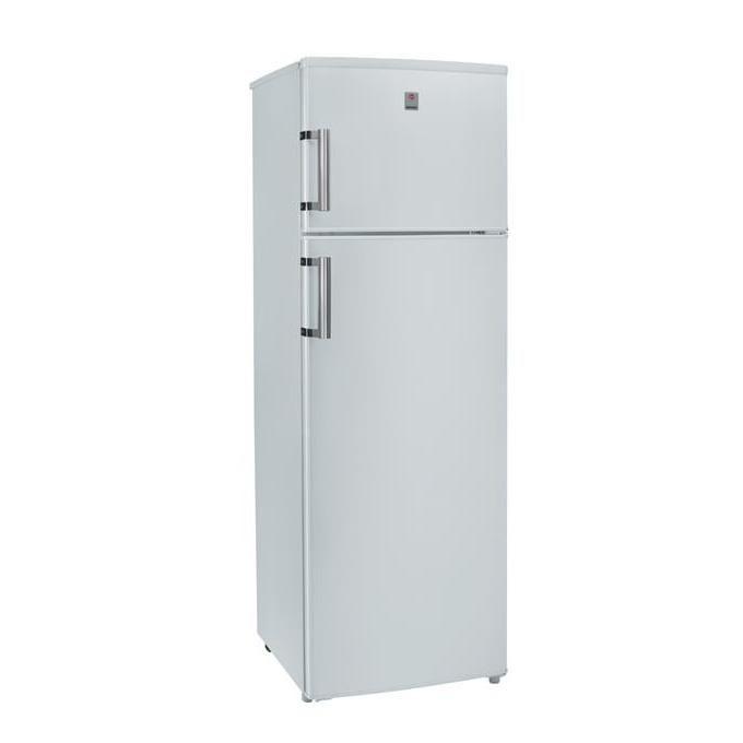 Hoover HVDS 5162 WH Frigorifero Doppia Porta Capacita' 247 Litri Classe energetica A+ 165 cm Bianco