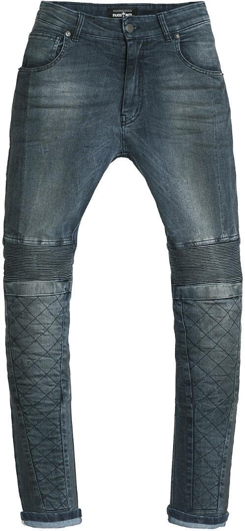 Pando Moto Rosie Navy Signore Moto Jeans