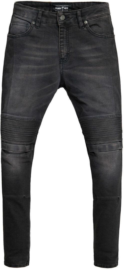 Pando Moto Rosie Devil Plain Ladies Motorcycle Jeans Jeans moto da donna