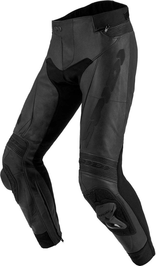 Spidi RR Pro 2 Pantaloni in pelle moto Nero 56
