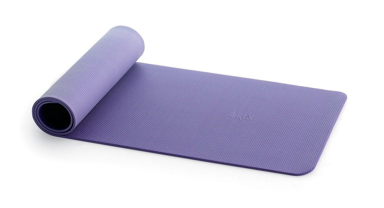 chinesport materassino per esercizi metodo pilates, yoga e fitness - yoga pilates 190