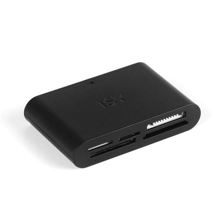 Isy Card Reader universale 2 in 1