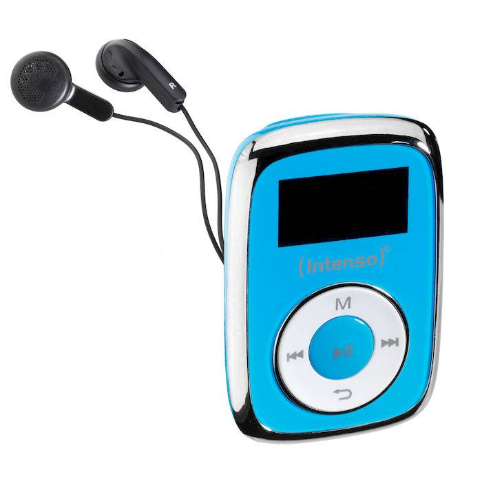 Intenso MUSIC MOVER BLUE 8 GB