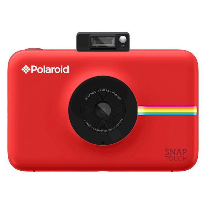 Polaroid SNAP TOUCH ROSSO
