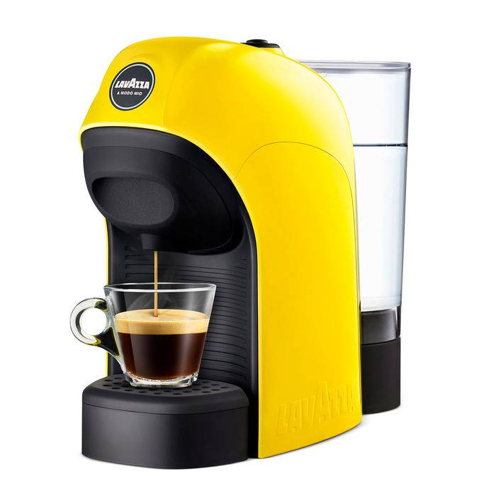 Lavazza Tiny Yellow