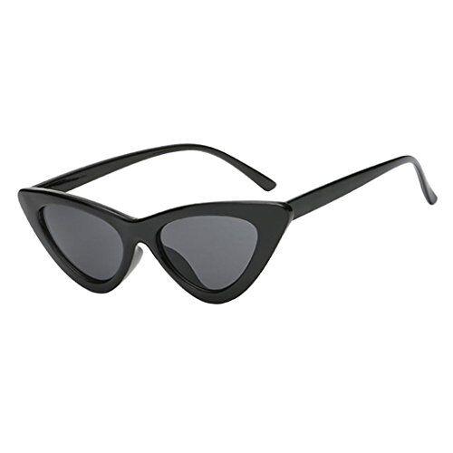 Sharplace Occhiali Sole Facile Da Pulire Durevole Accessoro Moda Per Unisex - Nero, 145mm