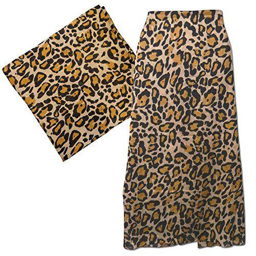 indischerbasar.de PAREO 100x180cm fantasia leopardata 100% cotone Moda Accessori Abbigliamento donna mare