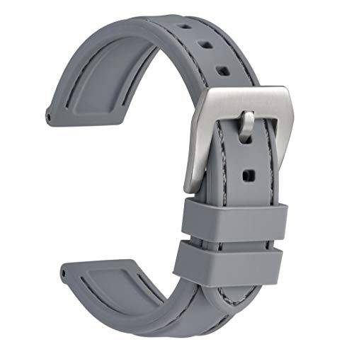 wocci 22mm cinturini orologio
