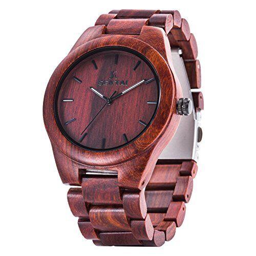 wogrez sentai orologio legno