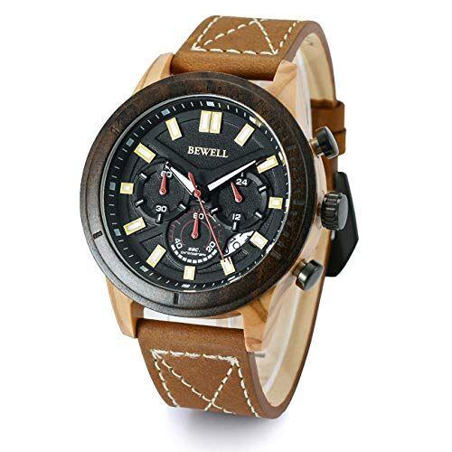bewell w162a minimalista orologio