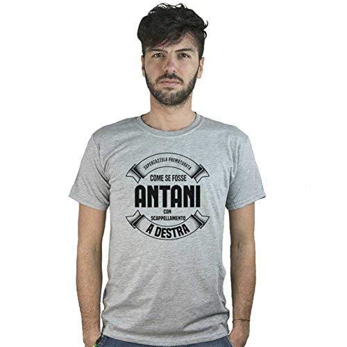 Doctor Music Shirt T-Shirt Supercazzola Prematurata Antani, Maglietta Amici Miei Film Divertente G