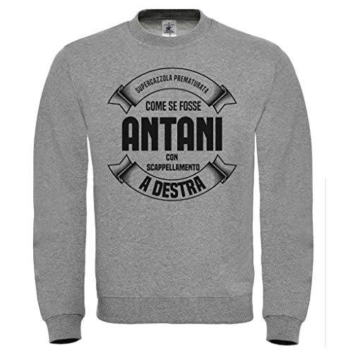 Doctor Music Shirt Felpa Supercazzola Prematurata Antani, Film Amici Miei, Divertente
