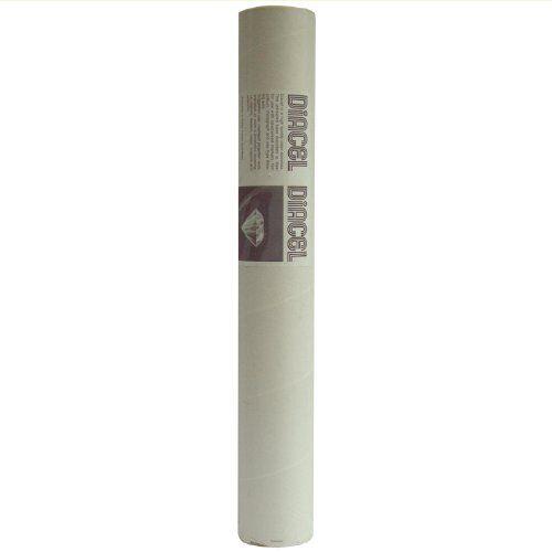 West Film Diacel - Rotolo di pellicola di acetato per applicazioni grafiche, 610 mm x 10 m, 75 micron, colore: Trasparente
