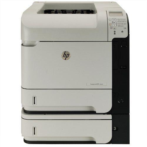 HP stampanti laser b/n (modello: Laserjet m602x; qualità di stampa:225000 nr pagine, 50 ppm, 8,50 sec)