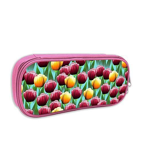 harry wang astuccio per bambini portatutto,Giardinaggio indoor, riccio, lama, tulipani, annaffiatoio, cactus, erbe, giallo, verde acqua, verde, verde Thumb_801, pingk