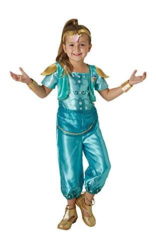 Rubie's Shimmer And Shine Costume Bambini, XS (Toddler), IT630717-TODD
