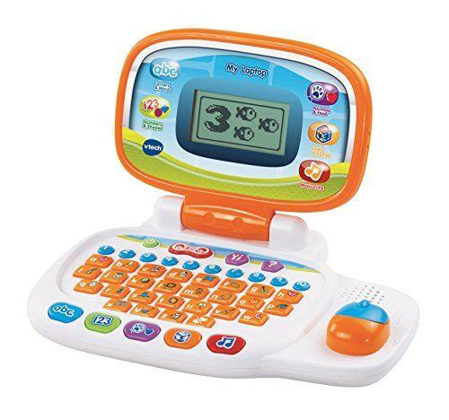Hasbro Vtech - Laptop giocattolo per bambini in età prescolare [lingua inglese]