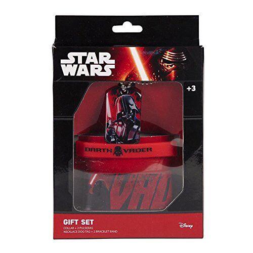 Star Wars- Accessori Moda E Bellezza, Colore Rosso, 2500000581