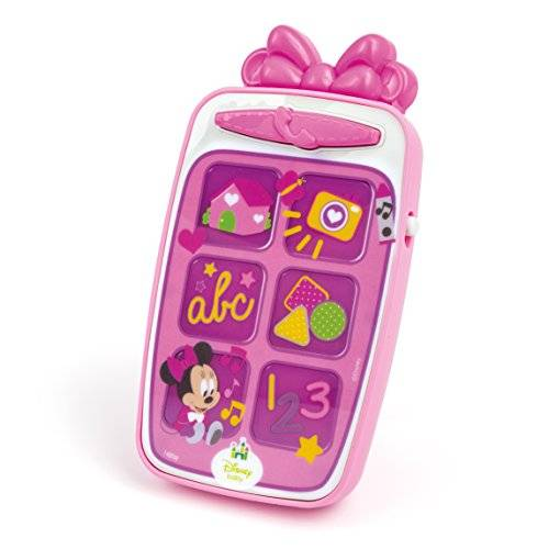 Clementoni -Giocattoli per bambini Minnie Mouse