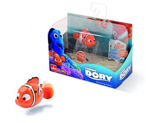 Robofisch Goliath 33001Robo di Pesce Nemo   Film Star Nemo in Disney Pixar Cinema Film Dory   Vita Reali Movimenti   Acqua Divertimento per Bambini   Acqua Giocattolo elettronico