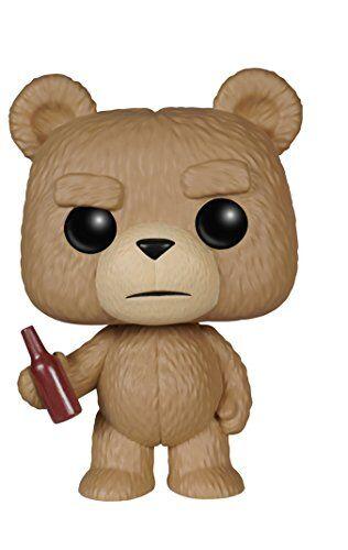 Funko Film Pop: Ted 2 - Ted con Figura del Giocattolo di Birra