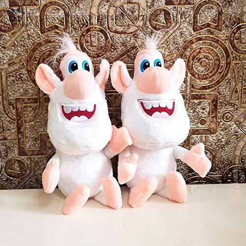 MRWJ Giocattolo del Bambino dei Bambini del Giocattolo Farcito Bianco della Bambola di Booba Buba del Giocattolo Farcito dei Bambini per Il Regalo di Compleanno di Natale