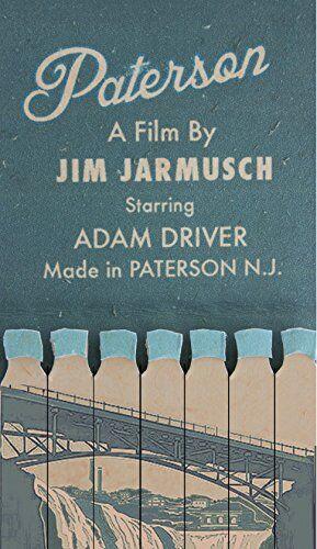 Jordan Bolton Design Poster del Film, 297mm x 171.5mm