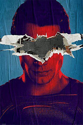 empireposter Batman v Superman - Superman Teaser Film Movie Poster Plakat Druck - Grösse 61x91,5 cm
