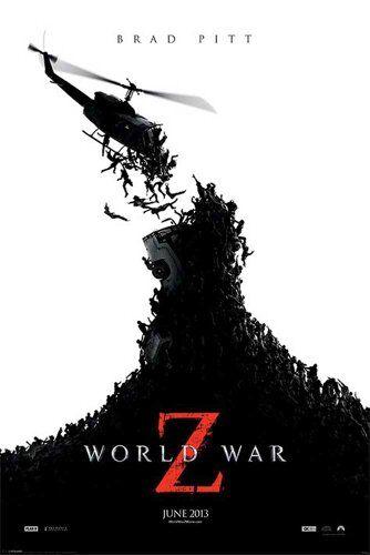 Empire Merchandising GmbH Empire - Poster con locandina del film World War Z, con accessorio incluso
