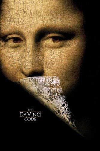 1art1 Empire 263803 Da Vinci Code sacrilegio One Sheet Poster Film - 61 x 91,5 cm