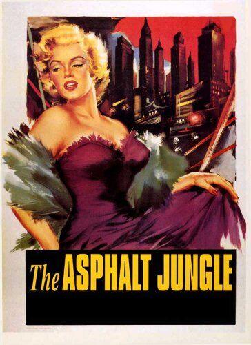 Empire 555557 - Poster Film Monroe Asphalt Jungle, 68 x 99 cm
