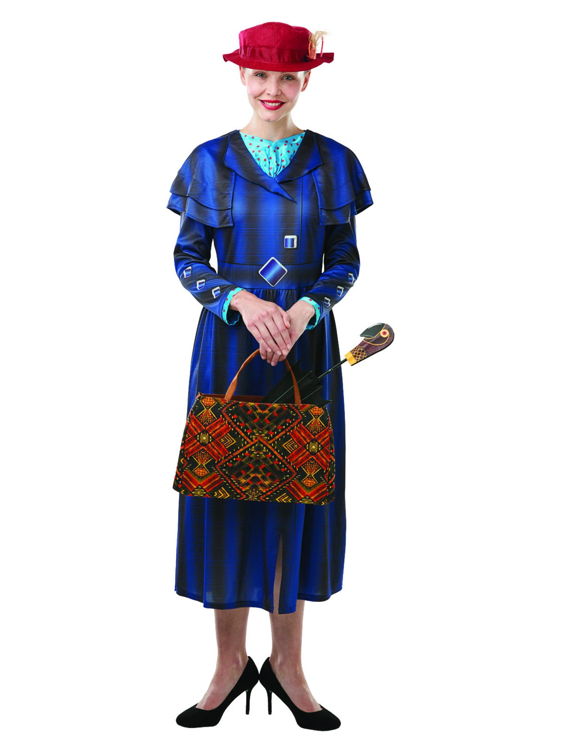 vegaoo costume mary poppins per donna - small