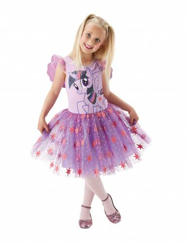 RUBIES FRANCE Costume classico Twilight Sparkle Bambina My little Pony 5/6 anni (105/116 cm)