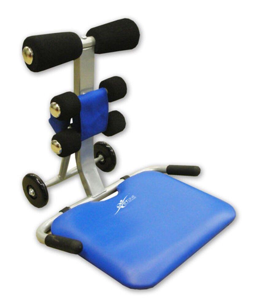 Bodyline Panca AB Stretch, Taglia: Unica, Unisex, Blu, 08008000866216227Blu