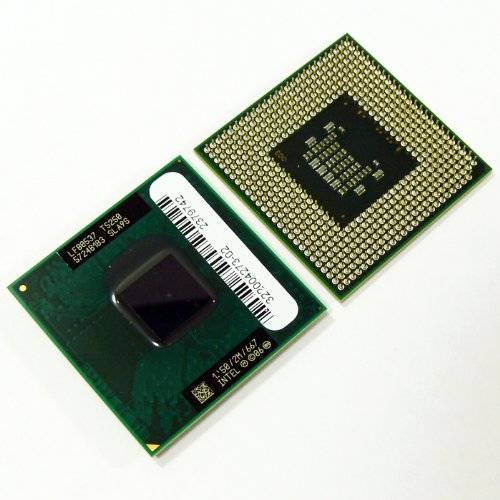 Intel Core ® ™2 Duo Processor T5250 (2M Cache, 1.50 GHz, 667 MHz FSB) 1.5GHz 2MB L2 processor - Processors (1.50 GHz, 667 MHz FSB), Intel Core 2 Duo, 1.5 GHz, Socket 478, Notebook, 65 nm, T5250)