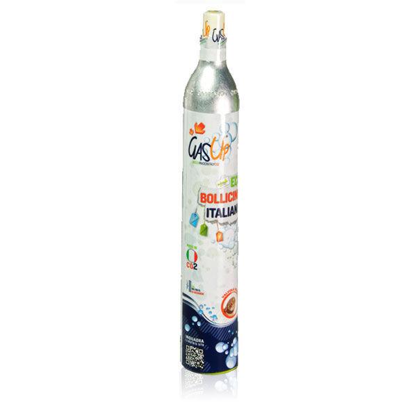 Bombola Co2 Da 450gr Nuova Gas-Up Ricaricabile Attacco Acme (Per: H2o Soda Strea