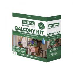 irritec irrigazione a goccia di vasi balcony kit