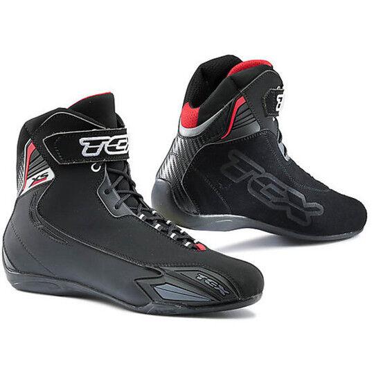 tcx scarpe moto tecniche tcx x-square sport nero