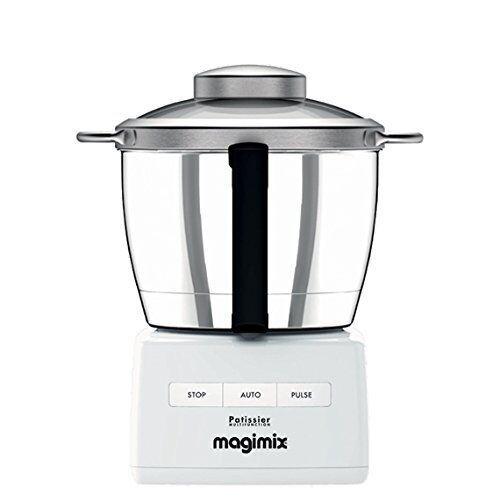 Magimix Robot da cucina PÃ'TISSIER MULTIFUNZIONE Bianco