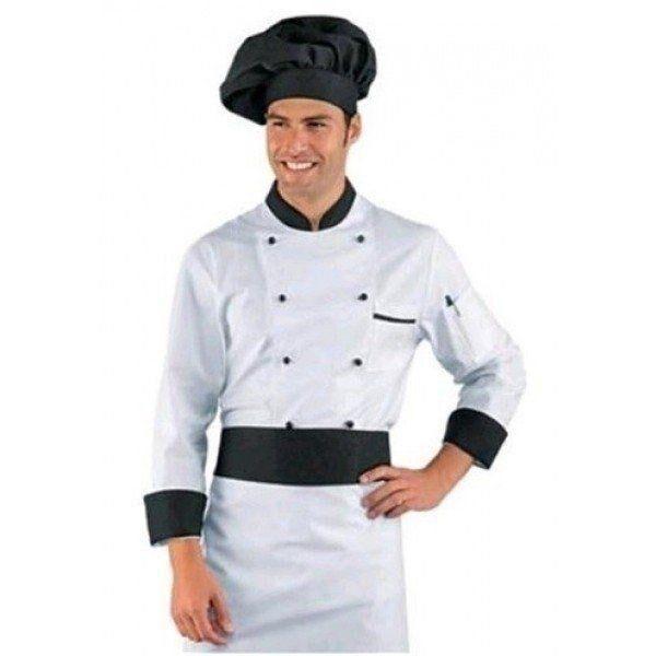 giacca cuoco royal chef ic 100% cotone disponibile in diverse taglie modello 059200