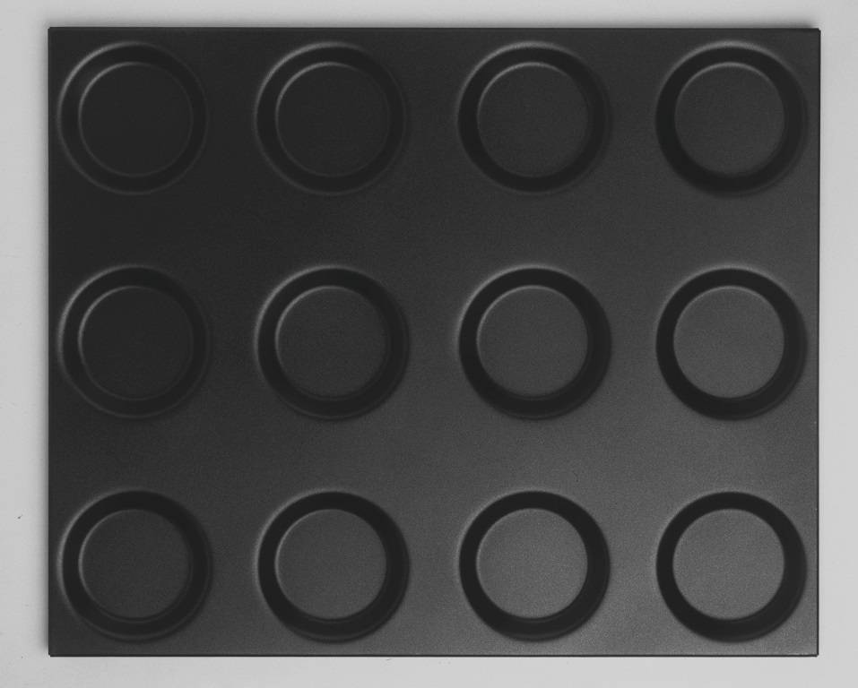 TEGLIA GASTRONORM ALLUMINIO PER FRITTATINE 2/1GN Larghezza mm. 650,0 Profondità mm. 530 Modello TF21020