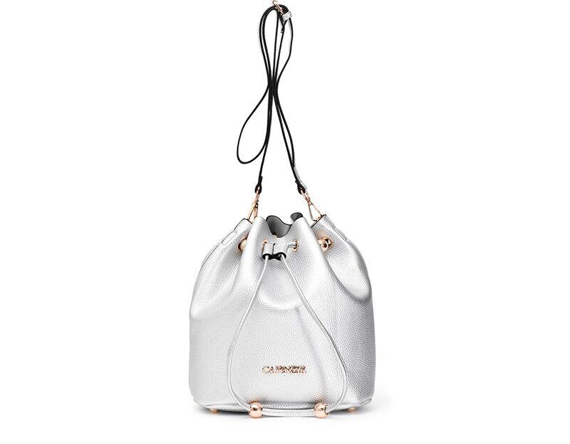 Cafénoir Borse argento