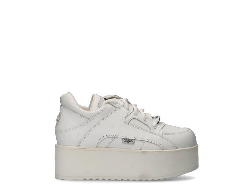 Buffalo Sneakers Trendy donna bianco