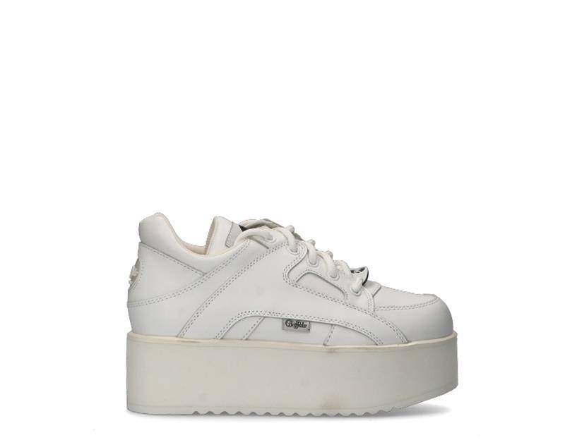 Buffalo Sneakers Trendy donna bianco